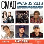 Fans' Choice Award 2016