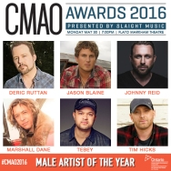 Male Artist of the Year 2016