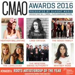 Roots Artist or Group of the Year