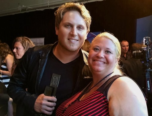 Jason Blaine and Me