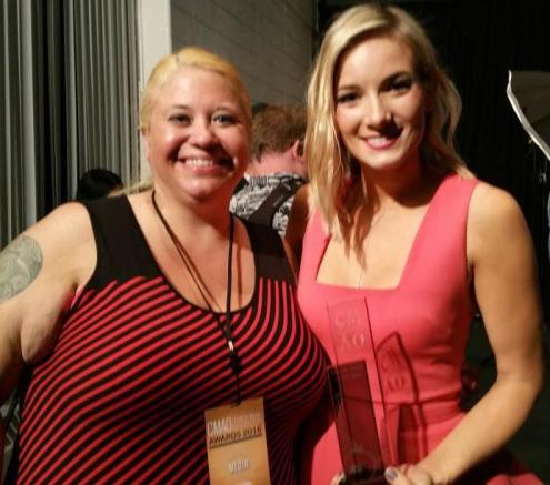 Leah Daniels and Me